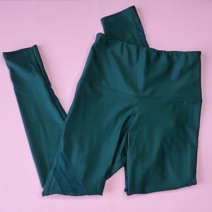 Green onzie leggings